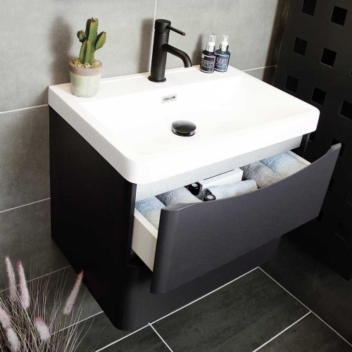 Kiev 600mm Countertop Basin